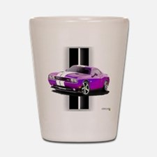 New Dodge Challenger Shot Glass