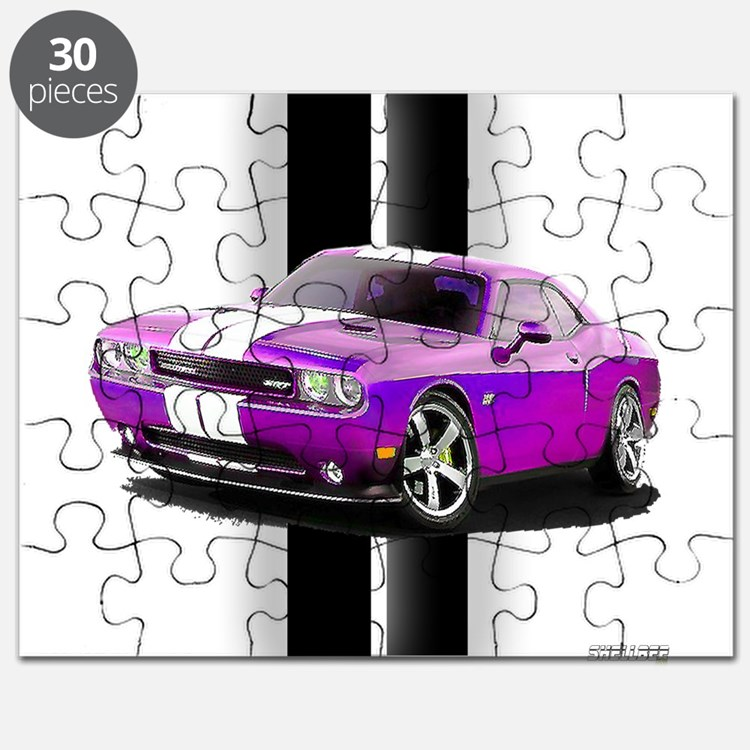 New Dodge Challenger Puzzle
