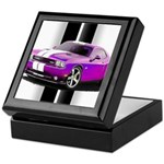 New Dodge Challenger Keepsake Box