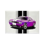 New Dodge Challenger Rectangle Magnet (100 pack)