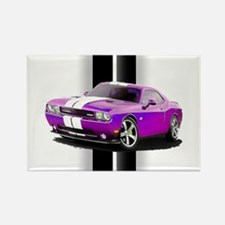 New Dodge Challenger Rectangle Magnet