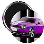 New Dodge Challenger Magnet