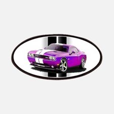 New Dodge Challenger Patches