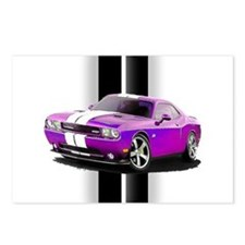 New Dodge Challenger Postcards (Package of 8)