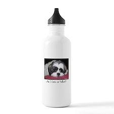 Cute Shih Tzu Dog Water Bottle