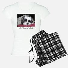 Cute Shih Tzu Dog Pajamas