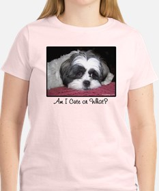 Cute Shih Tzu Dog T-Shirt