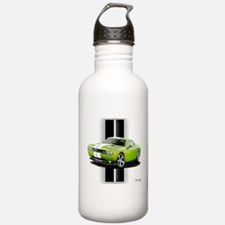 New Challenger Green Water Bottle