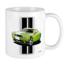 New Challenger Green Mug