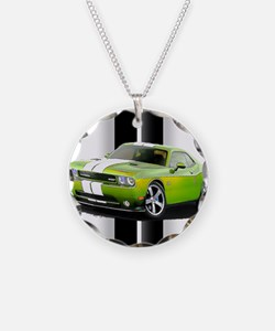New Challenger Green Necklace