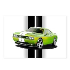 New Challenger Green Postcards (Package of 8)