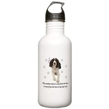 English Springer Spaniel Water Bottle