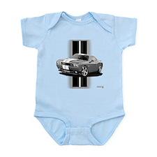 New Challenger Gray Infant Bodysuit