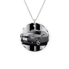 New Challenger Gray Necklace