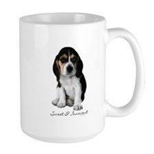 Beagle Puppy Dog Large Coffee Mug