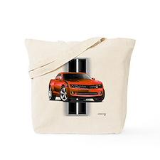 New Camaro Red Tote Bag