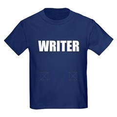 Writer Bullet-Proof Vest T