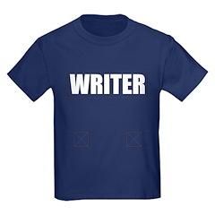 Writer Bullet-Proof Vest T