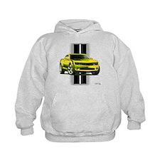 New Camaro Yellow Hoodie