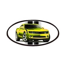 New Camaro Yellow Patches