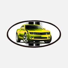New Camaro Yellow Patches