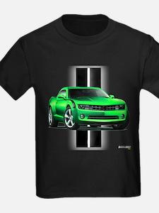 New Camaro Green T