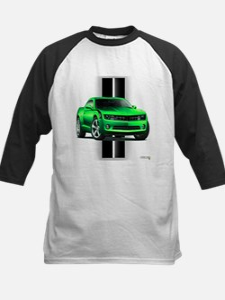 New Camaro Green Tee