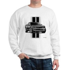New Camaro Gray Sweatshirt
