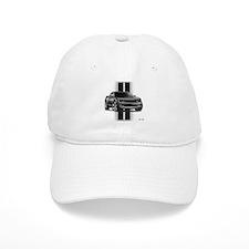 New Camaro Gray Baseball Cap