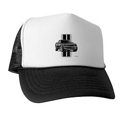 New Camaro Gray Trucker Hat