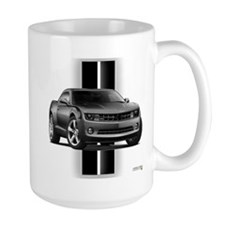 New Camaro Gray Mug