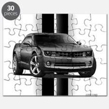 New Camaro Gray Puzzle