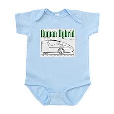 Velomobile Infant Bodysuit