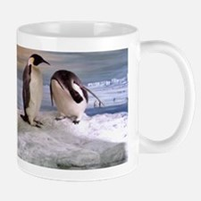 Penguins from Antarctica Mug