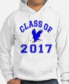 Class Of 2017 Eagle Hoodie