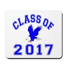 Class Of 2017 Eagle Mousepad