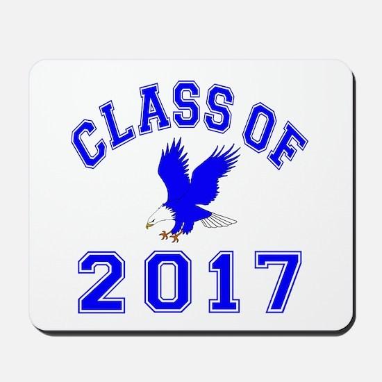 Class Of 2017 Eagle Mousepad