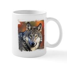 Wolf Photograph Mug