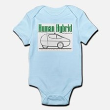 Velomobile Infant Bodysuit