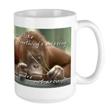 I Miss You Mug