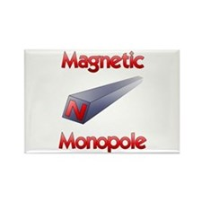 Monopole Rectangle Magnet