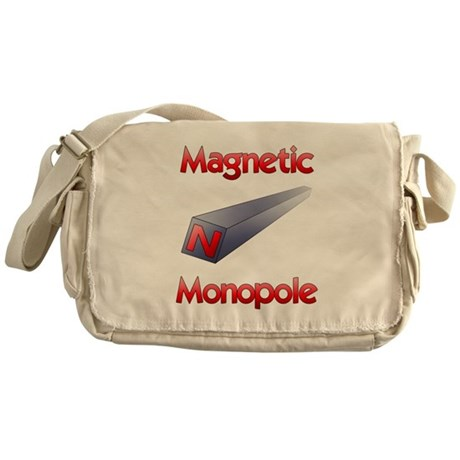 Monopole Messenger Bag