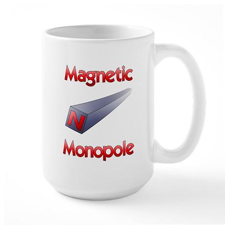 Monopole Large Mug