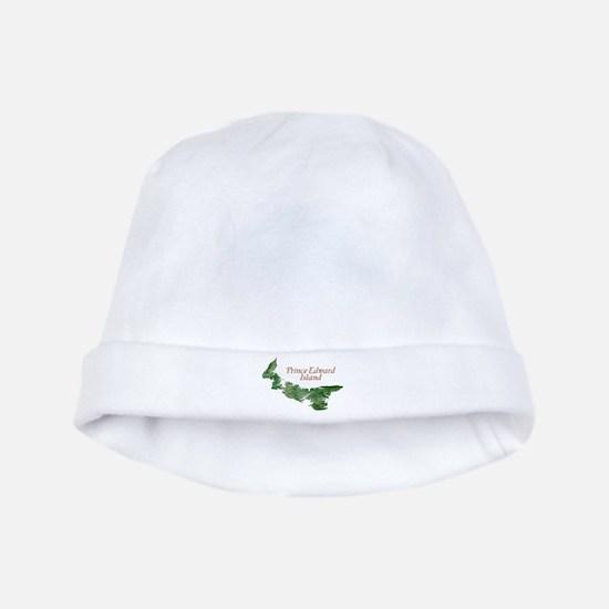 Prince Edward Island baby hat