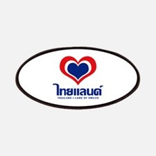 Heart (Love) Thailand Patches