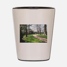 Unique Smarty Shot Glass