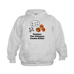 Raisins Cookie Killer Hoodie