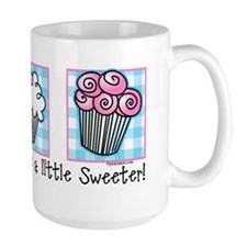 Sweet Cupcakes Coffee Mug
