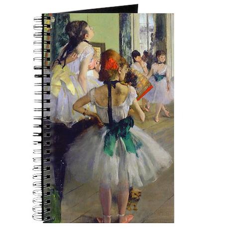 Degas - Class Journal