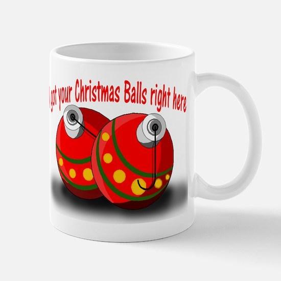 Christmas Balls Mug